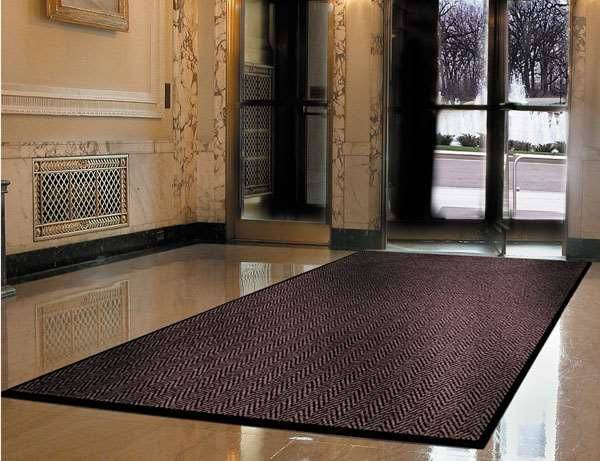 Chevron Entrance Mat Mat Tech Inc