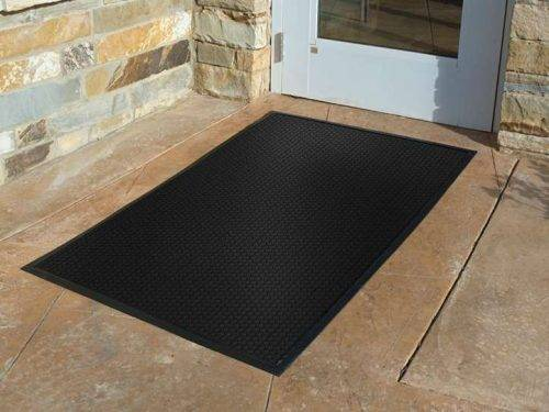 super scrape entrance mat application
