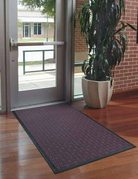 waterhog masterpiece entrance mat application