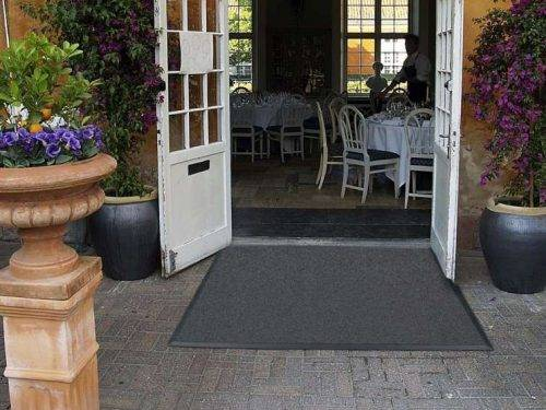weathertamer entrance mat application