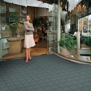 waterhog tile entrance mat
