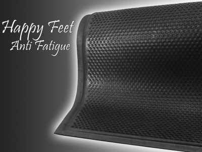 happy feet anti fatigue mat waterfall