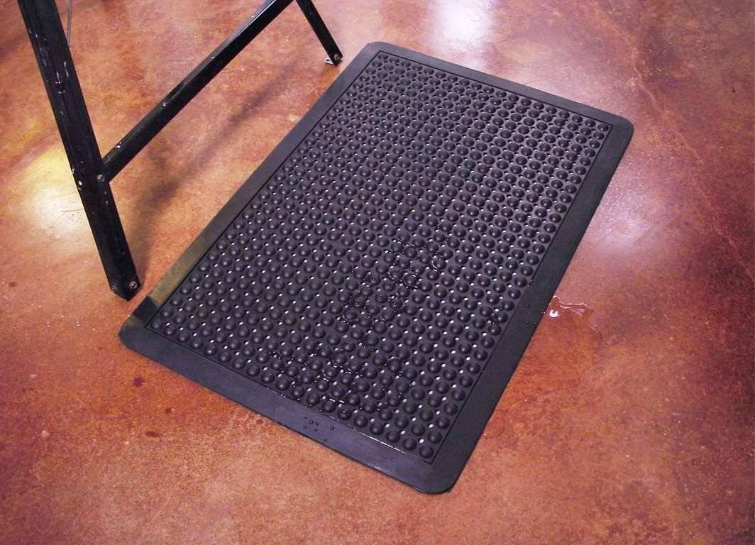 Ultra Dome Workstation Anti Fatigue Mat Mat Tech