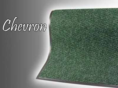 chevron entrance mat waterfall