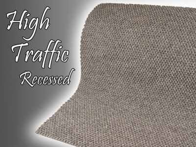 high traffic recessed entrance mats