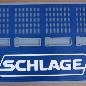 Multi-color Vinyl mat