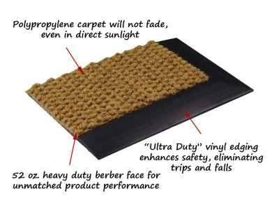 high traffic ulti mat entrance mat