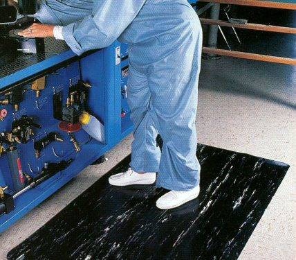 Dry Area Anti-Fatigue Mats