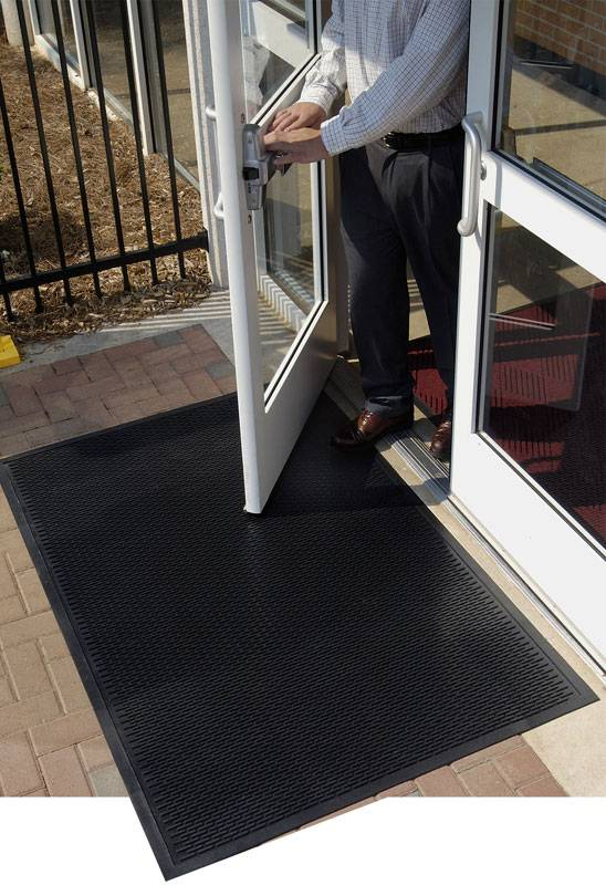 Outdoor Rubber Entrance Mat