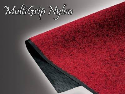 multi grip nylon entrance mat waterfall