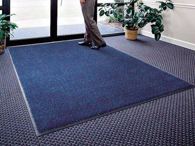 multi grip nylon entrance mat application