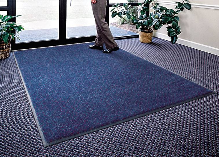 multi grip nylon entrance mat application